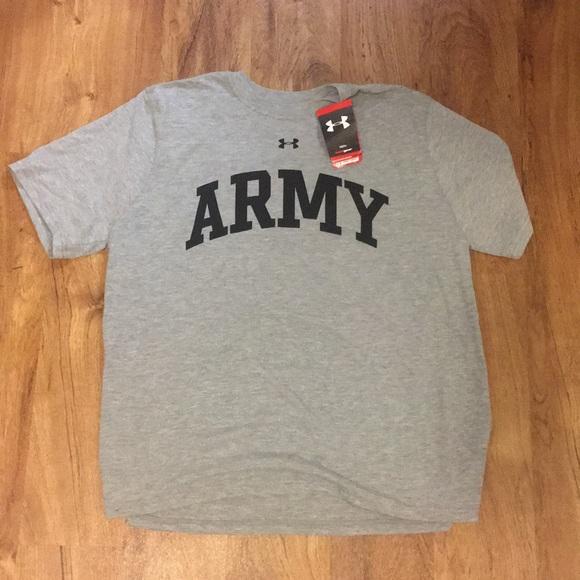 442794fa3 Under Armour Shirts | Army Shirt | Poshmark